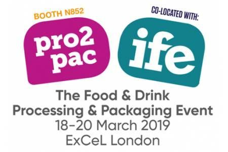 Pro2Pac ExCeL London