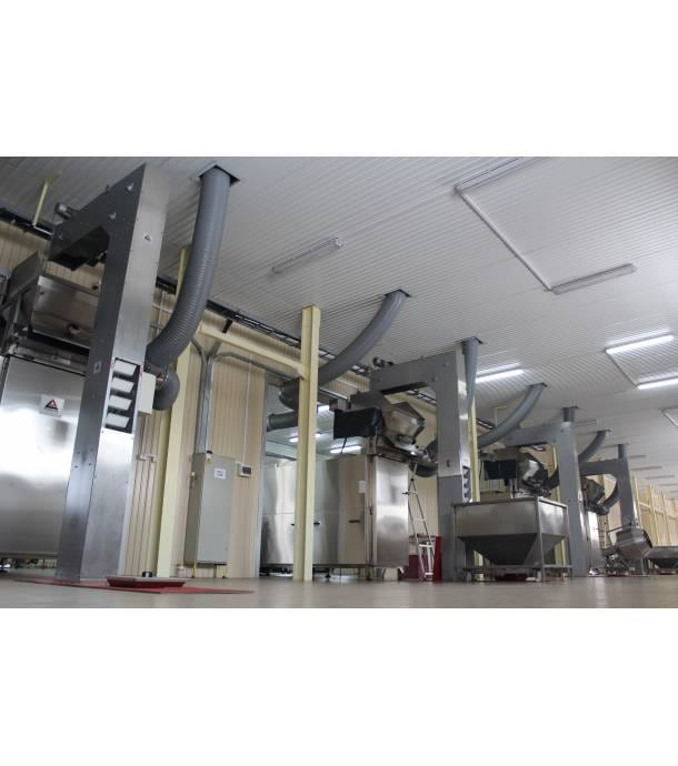 Integrated solutions for nut & food processing